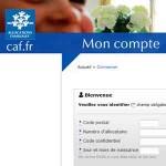 CAF : Mon compte en ligne
