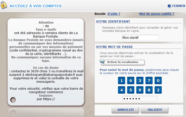 www.la banque postale.fr e carte bleue .la banque postale.fr vos comptes en ligne   noncmesekeneno