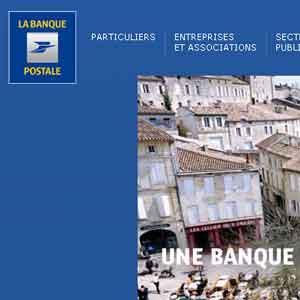 www.labanquepostale.fr compte en ligne