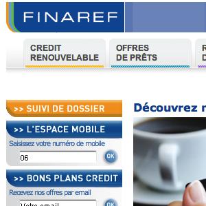 Finaref.fr mon compte mistral