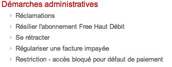 Effectuer des démarches administratives