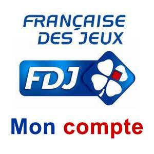 FDJ : Mon compte Française des Jeux