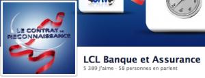 LCL sur les réseaux sociaux