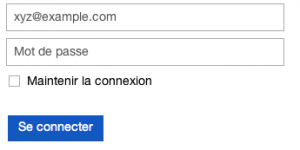 Connexion à votre compte Hotmail