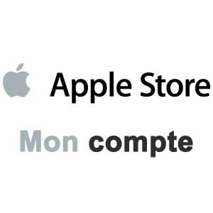 Mon compte Apple Store sur store.apple.com