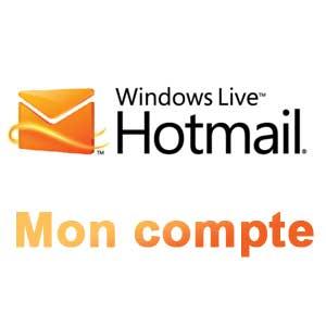 Mon compte Hotmail sur www.hotmail.fr