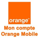 Service client orange d'un portable