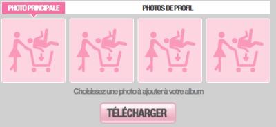 Téléchargez vos photos