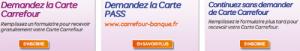 Cartes Carrefour