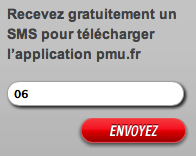 Télécharger l'application PMU