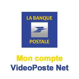 mon compte videoposte net banque postale. Black Bedroom Furniture Sets. Home Design Ideas