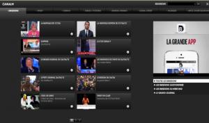 Le Player de Canal+ pour voir ou revoir des programmes