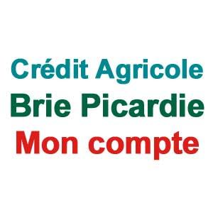 CA Brie Picardie Consultation compte - www.ca-briepicardie.fr