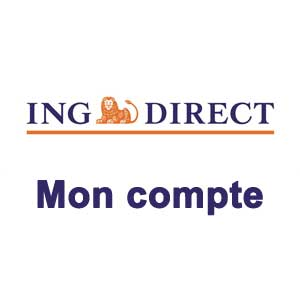 Mon compte sur ING Direct