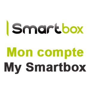 Mon compte MySmartbox