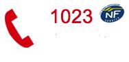 Le service client SFR est joignable au 1023