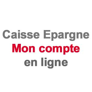 Caisse Epargne Mon compte en ligne - www.caisse-epargne.fr