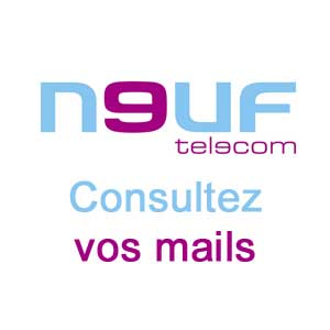 Neuf Messagerie : Consultez vos mails - messagerie.sfr.fr