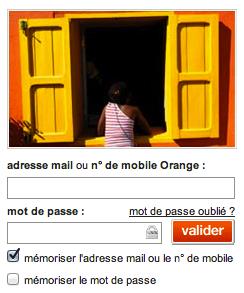 Connexion à votre espace client Orange : Internet ou mobile