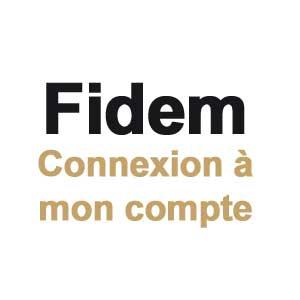 Connexion à mon compte FIDEM – www.fidem.fr