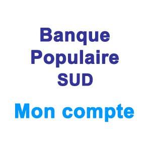 Mon compte Banque Populaire SUD