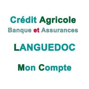 CA Languedoc - Consulter ses comptes