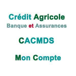 CACMDS - Vos comptes en ligne