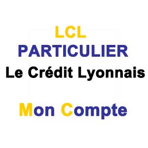 LCL Particulier - Consulter vos comptes