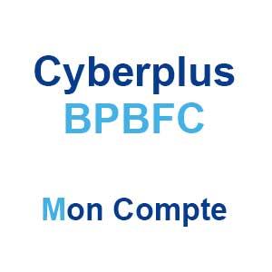 Cyberplus BPBFC Mon compte
