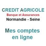 www.ca-normandie-seine.fr mon compte en ligne