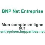 BNP Net Entreprise sur entreprises.bnpparibas.net