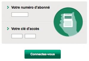 Connexion à vos comptes BNP Net Entreprise par lecteur sans fil