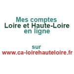 Vos comptes Loire et Haute-Loire en ligne sur www.ca-loirehauteloire.fr