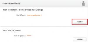Modifier votre adresse mail Wanadoo en Orange